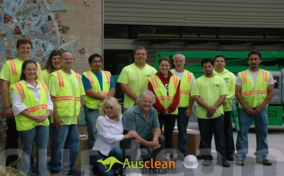 Ausclean Commercial | Our Team